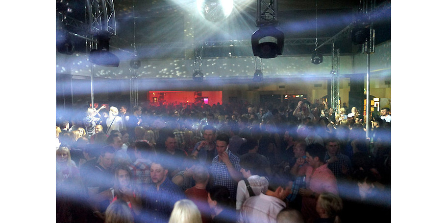 Die let's dance party in Gladbeck bietet Partystimmung pur