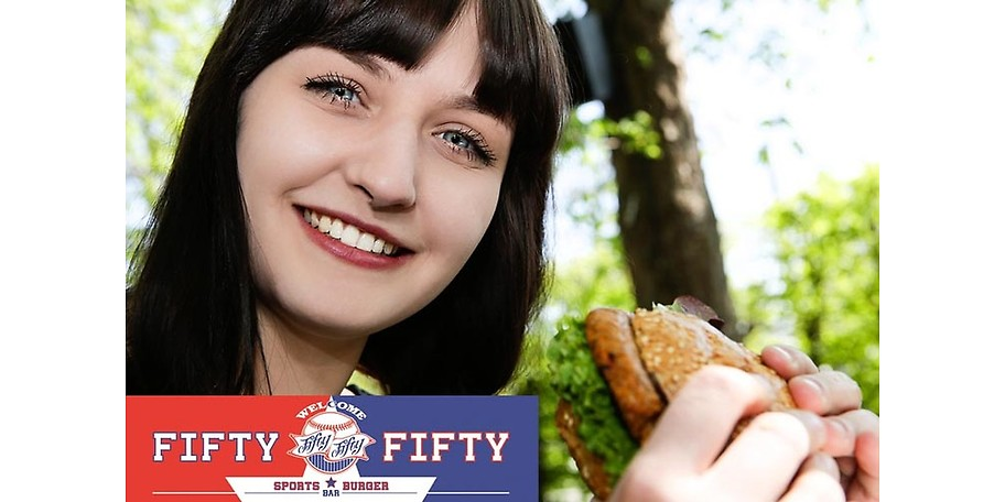 Fifty Fifty Burger- & Sportsbar Augsburg