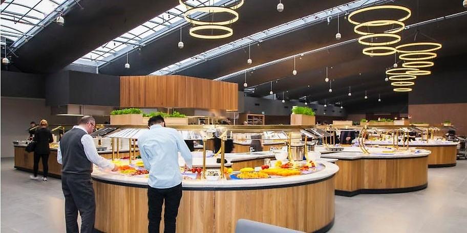 Asia-Buffet mit Live-Cooking im memorie-z Dortmund