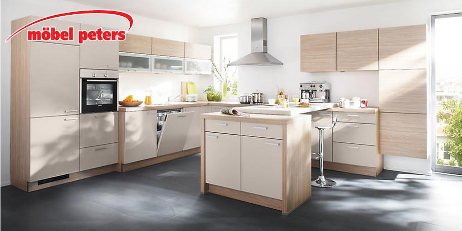 Kaufen Sie sich Ihre Traumküche von Möbel Peters und sparen Sie 5.000,- €!