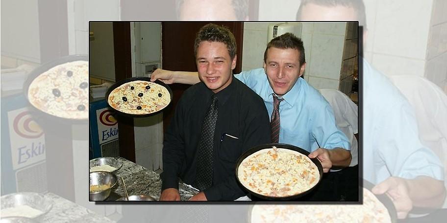 Herzlich Willkommen in der Pizzeria Serenata