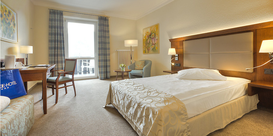 Ihr gemütliches Doppelzimmer im EIBSEE-HOTEL