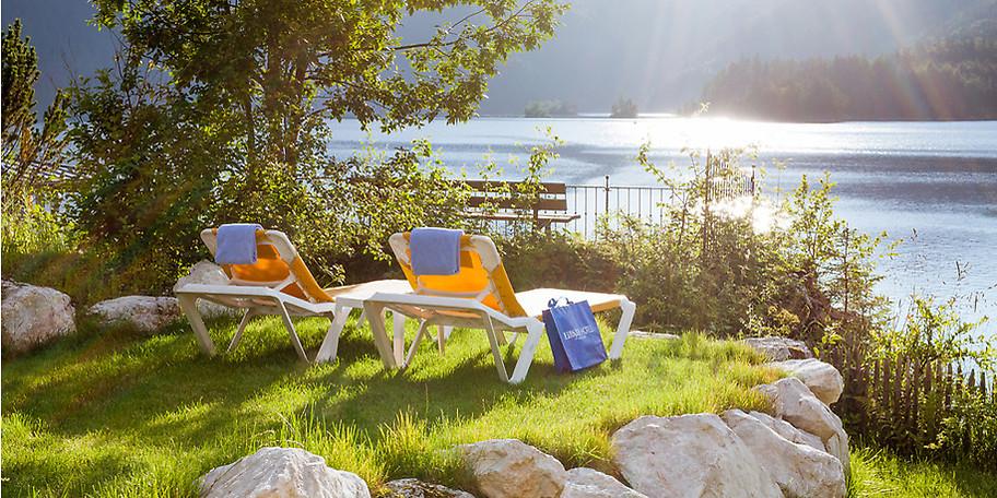 Entspannung pur im EIBSEE-HOTEL in Grainau