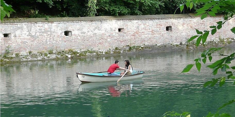 Lässt sich perfekt mit einer Kanu-Fahrt verbinden
