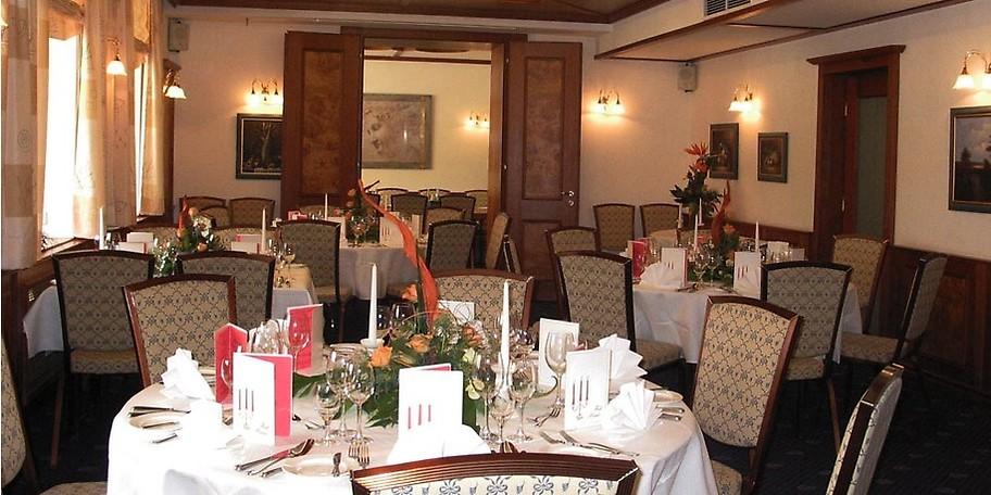 Das Restaurant Viktoria erwartet dich