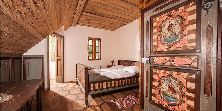Im Hotel Steirisch Ursprung fühlen Sie sich um Jahrhunderte zurückversetzt