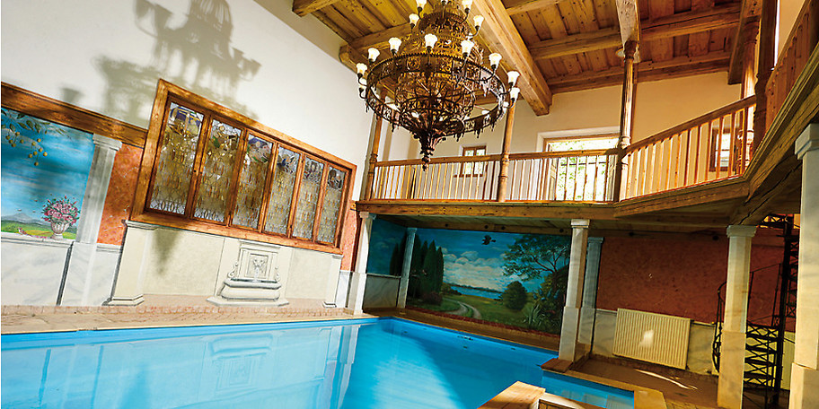 Das Hotel Steirisch Ursprung besticht mit einer überwältigenden Einrichtung