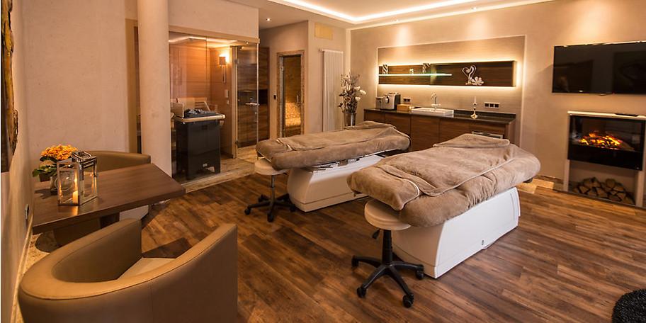 Traumahfte Massagen im Schlosshotel