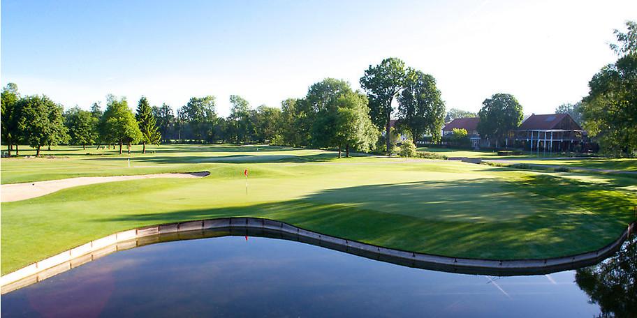 Die Platzpflege des Golfclubs München Eichenried ist stets auf höchstem Niveau