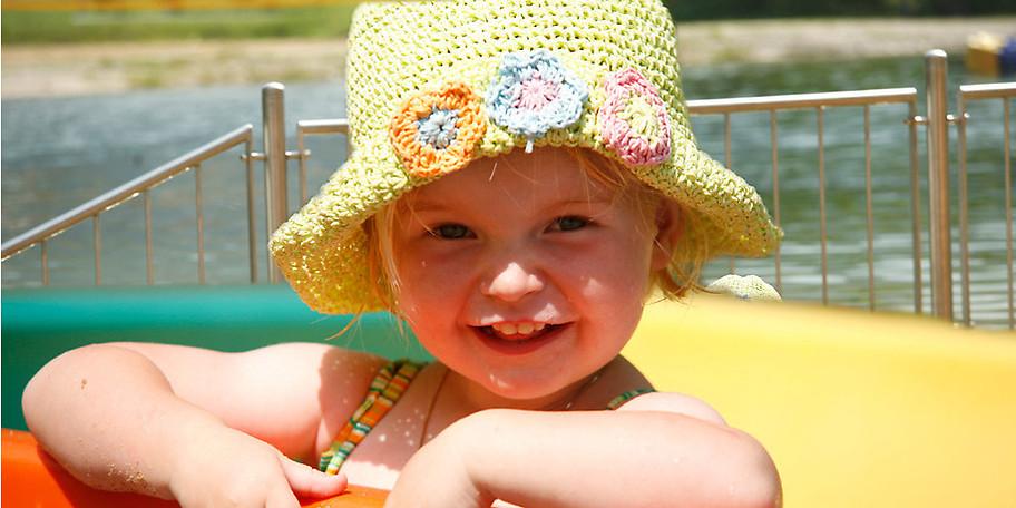 Ferien im KinderHotel POST in Unken bringen garantiert alle Kinderaugen zum Strahlen.