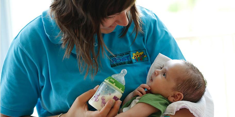 Wir im KinderHotel POST bieten ganztägige Kinderbetreuung für Ihre Kleinen