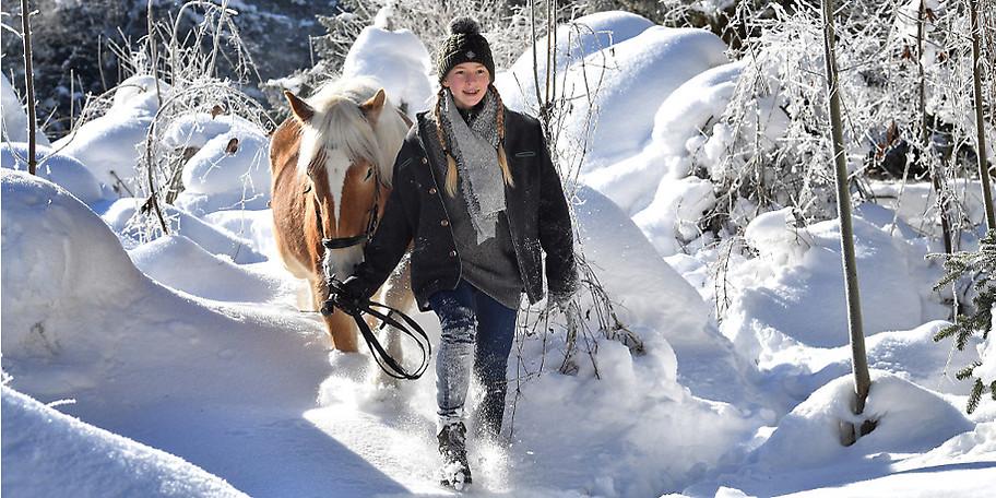 Erholsamer Winterurlaub im KinderHotel POST in Unken