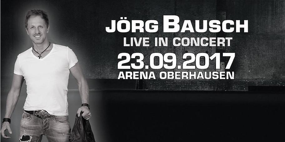 Jörg Bausch LIVE IN CONCERT am 23.09.2017 in Oberhausen