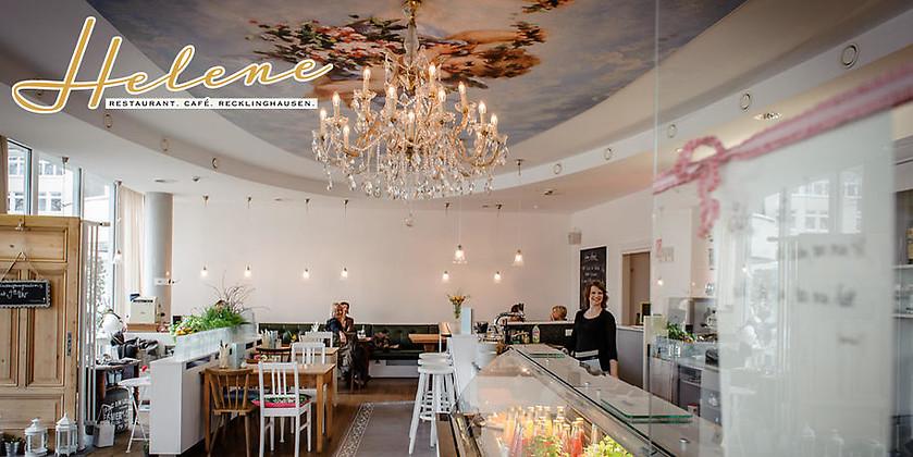 Gutschein für Genießen Sie die wöchentlich wechselnde Abendkarte  von Café/Restaurant Helene