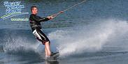 Gutschein für Wasserskifahren (Erwachsene) zum halben Preis! von Freizeitzentrum Xanten