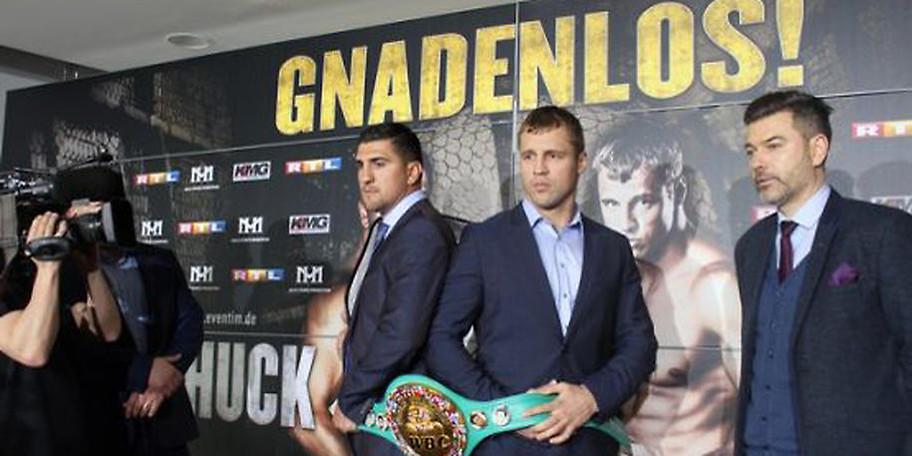 Verfolgen Sie den Kampf der WBC-Weltmeisterschaft im Cruisergewicht