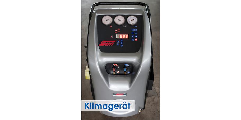 Damit die Klimaanlage an Ihrem Auto einwandfrei funktioniert, sollten Sie alle zwei Jahre einen Klimaservice durchführen lassen.
