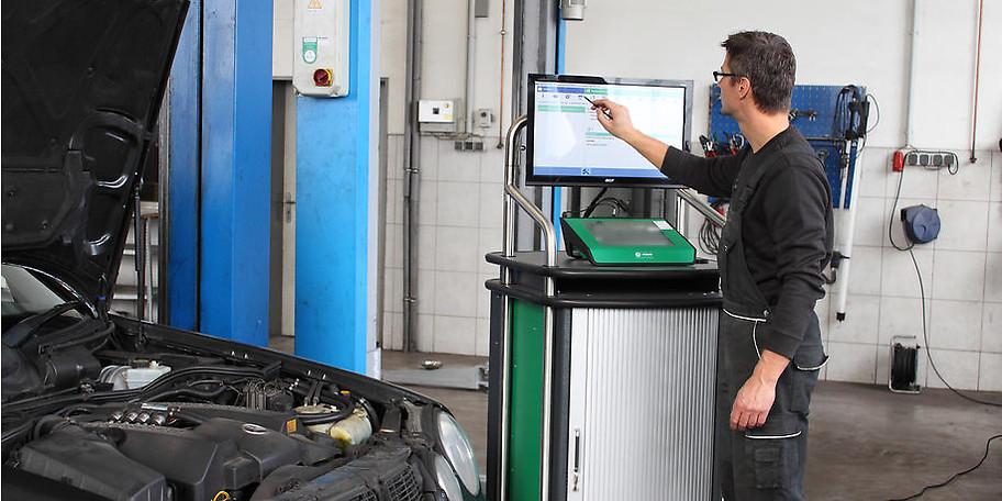 Der Autofachmann in Essen kümmert sich um Ihre Klimaanlage