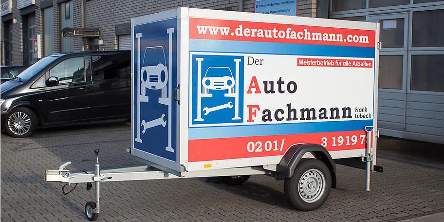 Der Autofachmann in Essen rapariert Ihr Auto
