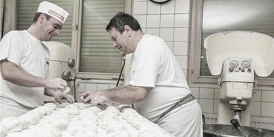 Hier dreht sich alles ums tägliche Brot