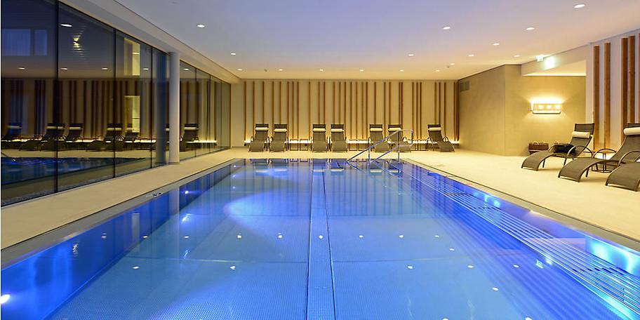 Entspannen Sie im SPA-Bereich des Hotels in Zwettl