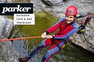 Gutschein für Canyoning Tour für 2 Personen zum halben Preis! von Parker Outdoor