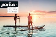 Gutschein für Sundowner-SUP-Tour für zwei Personen zum halben Preis von Parker Outdoor