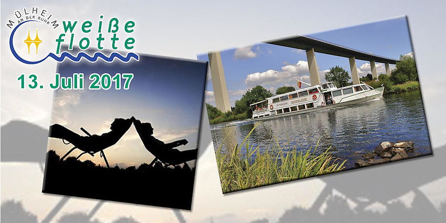 Chill-out in der Hafenoase am 13.07.2017
