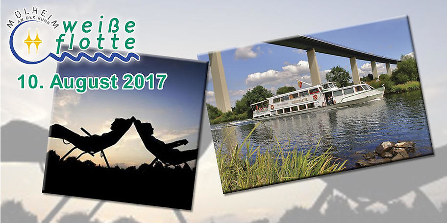 Chill-out in der Hafenoase am 10.08.2017