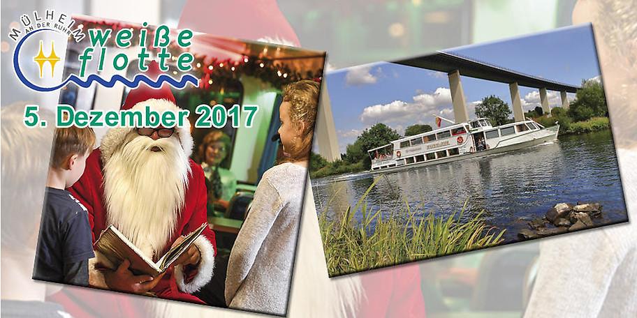 Nikolausfahrt am 05.12.2017 zum halben Preis!