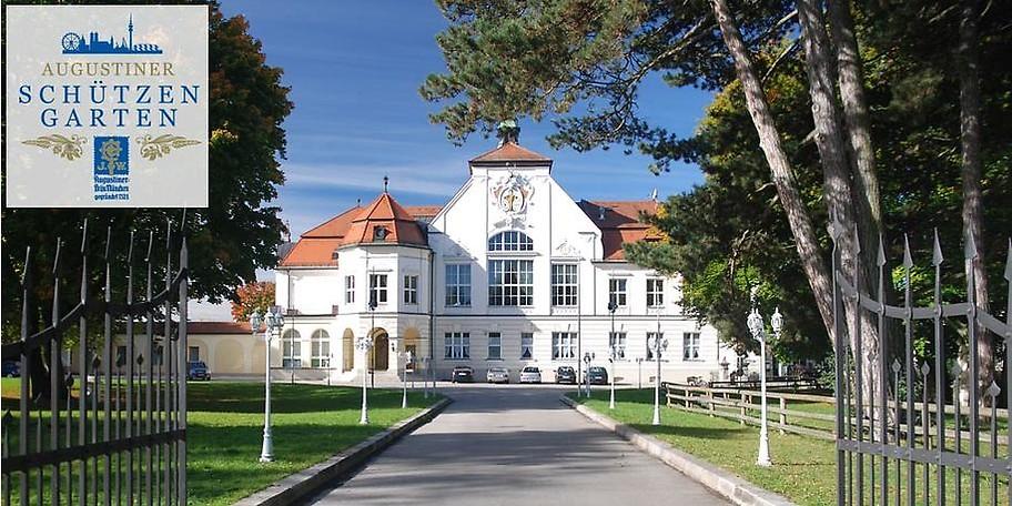 Der Augustiner Schützengarten in München ist eine Institution der bayerischen Gastlichkeit