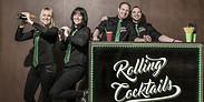 Gutschein für Für Ihre nächste Feier  – 100 kostenlose Cocktails mit Bar und Barkeeper von Rolling Cocktails