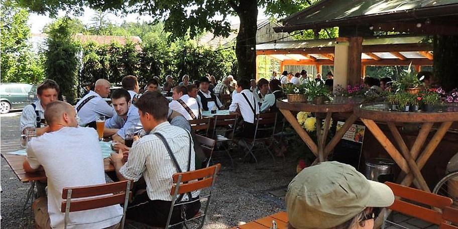 Gemütlich speisen im Landgasthof Fischbach