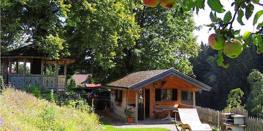 Idyllische Atmosphäre im Landgasthof Fischbach