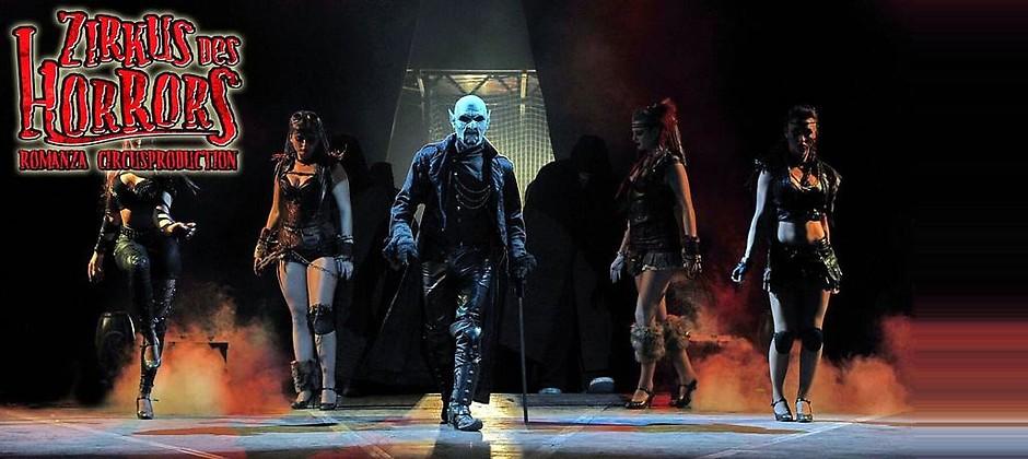 """Gutschein für """"INQUISITION – Die Folterkammer"""" – Ihr Ticket für die Premiere in München zum halben Preis! von Zirkus des Horrors"""