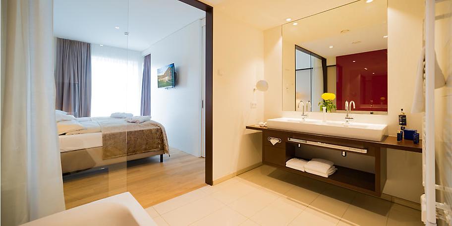 Wohnbeispiel Ihrer Suite im Hotel König Albert