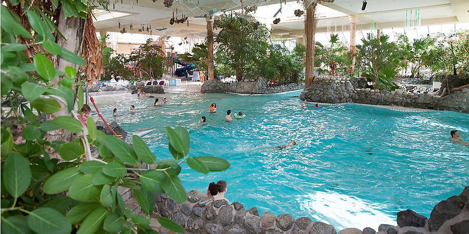 Verbringen Sie einen schönen Tag im Aqua Mundo in Medebach