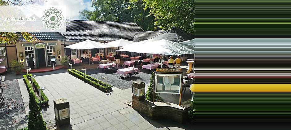 Gutschein für Beliebter Anlaufpunkt für Gourmetkenner im Kölner Westen von Landhaus Kuckuck