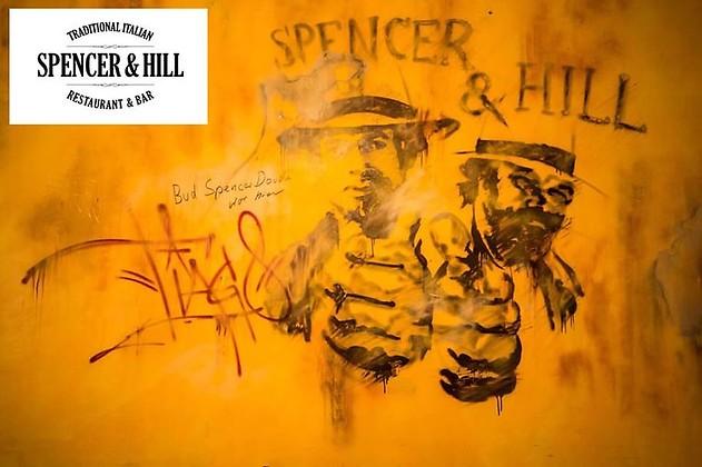Gutschein für Italian Pizza & Grill von Spencer & Hill