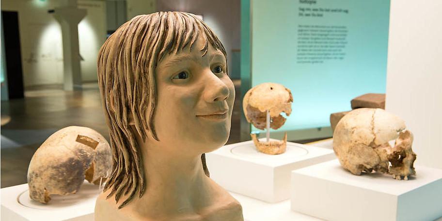 Die Archäologische Landesausstellung stellt ab Juni 2017 eine der faszinierendsten Epochen der Menschheitsgeschichte vor und erklärt die Anwendung modernster Methoden in der Archäologie