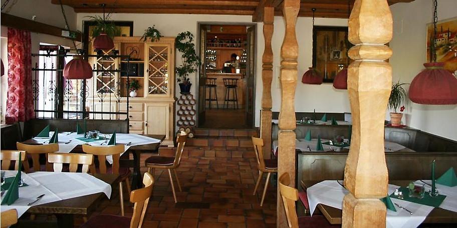 Wir laden Sie herzlich ein, die bayerische Küche mit saisonalen Einflüssen zu genießen