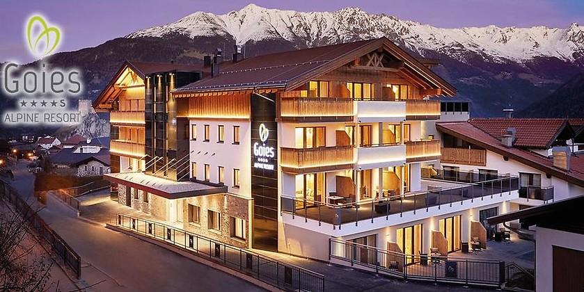 Gutschein für Ihr Kurzurlaub in Tirol zum halben Preis! von Hotel Goies
