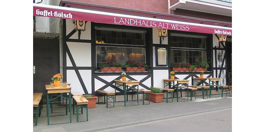 Willkommen im Landhaus Alt-Weiß in Köln