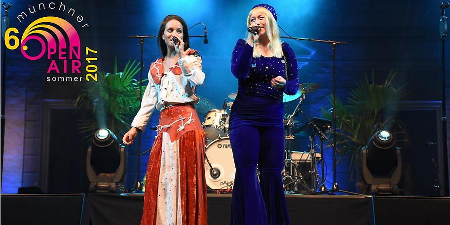 Sichern Sie sich Ihr Ticket für die ABBA-Night zum halben Preis