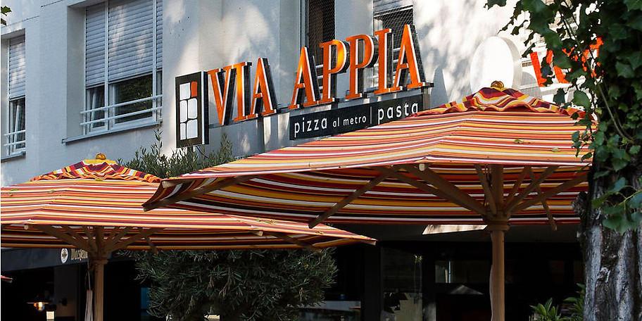 Die Via Appia in München heißt Sie herzlich Willkommen
