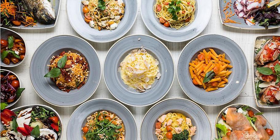 Genießen Sie die große Auswahl an original italienischer Pasta