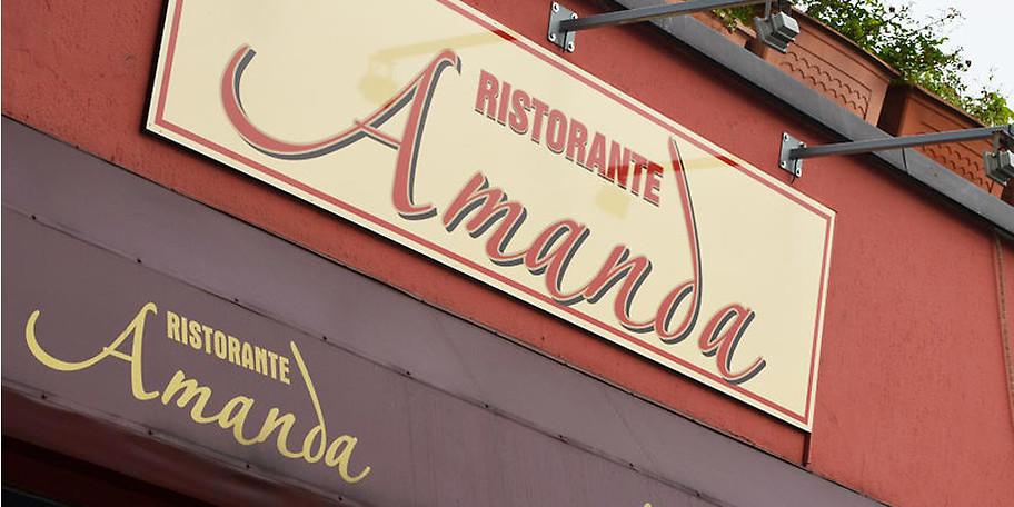 Willkommen im Ristorante Amanda in Bottrop