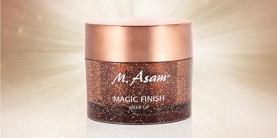 M. Asam Magic finsih
