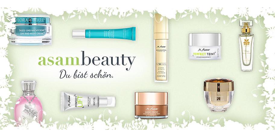 Kosmetik von M. Asam