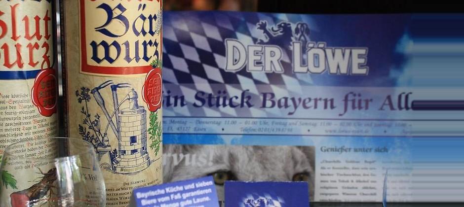 Gutschein für Ein Stück Bayern für Alle! von Brauhaus Der Löwe